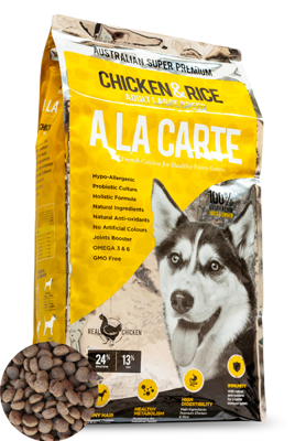 Picture of A LA CARTE CHICKEN & RICE 1.5KG